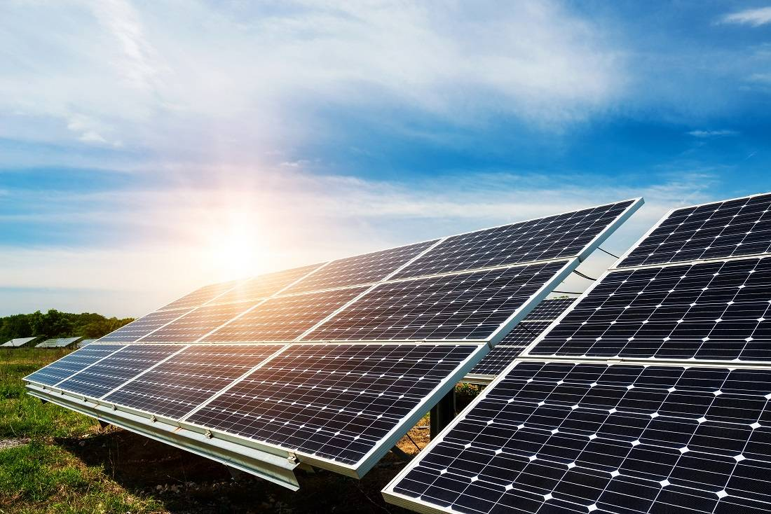 Egypt Signs Mou With China S Glc For 2 Bln Solar Panel