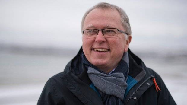 Президент и главный исполнительный директор Eldar Sætre