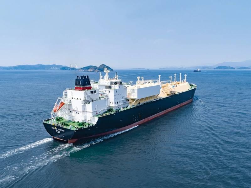 الصور: BP Shipping
