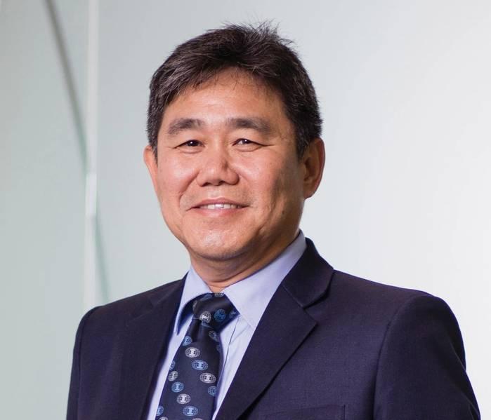 بيتر Liew - المدير العالمي - الناقلات متوسطة الحجم ، الشحن البري. صورة: ناقلات AET
