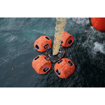 VIKING offshore evacuation system (Photo courtesy of Stena Drilling)
