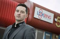 Donal Heery, Technical Sales Manager Photo Lokring Northern