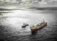 Sparrows Group will perform hydraulic, lifting and rigging services for Maersk Oil's UK floating assets including the Gryphon FPSO. (Photo courtesy of Maersk Oil)