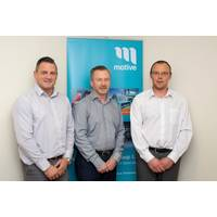 MD Dave Acton, FD John Brebner, Sales & Operations Director James Gregg. (Photo: Motive Offshore Group)