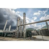 Biogas plant/Credit:Bertold Werkmann/AdobeStock