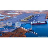 Cameron LNG export terminal. Pic: Mitsui & Co., Ltd.