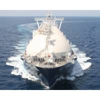 LNG carrier: File photo