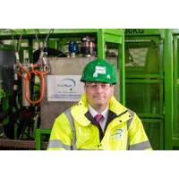 Chris Dixon, EnerMech UK's Director of Mechanical Handling Services (Photo:EnerMech)