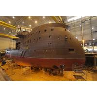 Yno 309 is currently under construction at Ulstein Verft (Photo: Ulstein)
