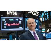 Darren Woods (Photo: Exxon Mobil Corp)