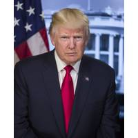 Donald Trump (Official Photo)