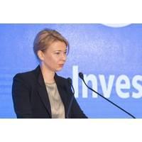 Elena Burmistrova (Photo: Gazprom)