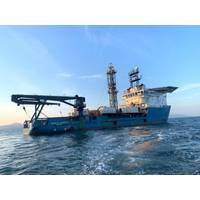 Geoquip's Geotechnical vessel - Image by Parkwind