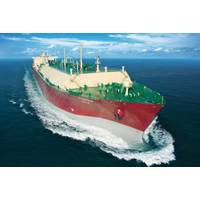 File Image: An LNG Carrier at Sea (CREDIT: QGTC)