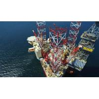 file Image: One of Maersk offshore oil installations (CREDIT: Maersk)