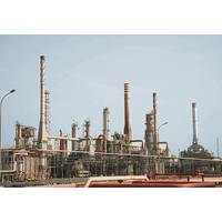 File Image: A Middle East Refining Facility (CREDIT: MELCAL)