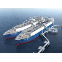 Image Source: Gazprom's Kaliningrad FSRU (MARSHAL VASILEVSKIY) (Flex LNG)