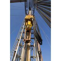 File Image: a typical land-based shale rig. (CREDIT: AdobeStock)