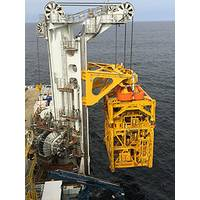 June 2015: Installation work at the Asgard field, with the North Sea Giant vessel.