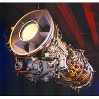 GE LM2500 GT hanging angle shot (Photo: GE Marine)