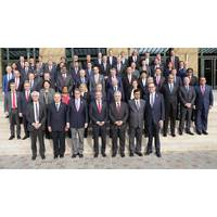Ministers and top government officials from the IEA's 29 member countries, seven Association countries and other partners, as well as more than 30 CEOs from energy industry met in Paris on November, 7-8  2017 (Photograph: Andrew Wheeler, IEA)