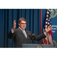 Rick Perry (Photo: U.S. Dept. of Energy)