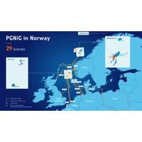 Map: PGNiG
