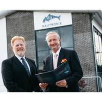 Proserv and Nautronix chief operating officers David Lamont (left) and Mark Patterson join forces through acquisition