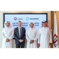 Qatargas, Maersk signed a technical collaboration agreement. (Photo: Qatargas)