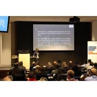 Rebecca Hofmann Photo:  OOC Oil & Gas Blockchain Consortium