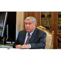 Igor Sechin - Image: Kremlin.ru