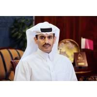 Saad Sherida Al-Kaabi, President and CEO of Qatar Petroleum, and Chairman of the Qatargas Board of Directors. (Photo by Qatar Gas)