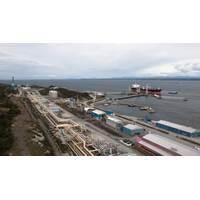The Sture terminal northwest of Bergen (Photo: Helge Hansen / Equinor ASA)