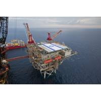 Tamar Platform (Photo: Albatross Aerial Perspective Ltd. / Delek Drilling)