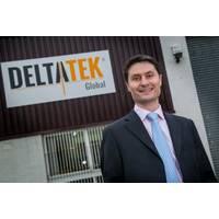 Tristam Horn, DeltaTek Chief Executive Officer (Photo: DeltaTek  Global)