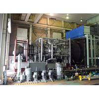 H-100 Gas Turbine (Photo: MHI)