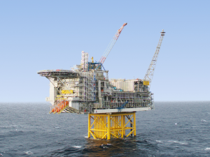 The Ivar Aasen platform (Photo: Aker BP)