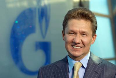 Alexei Miller (Photo: Gazprom)