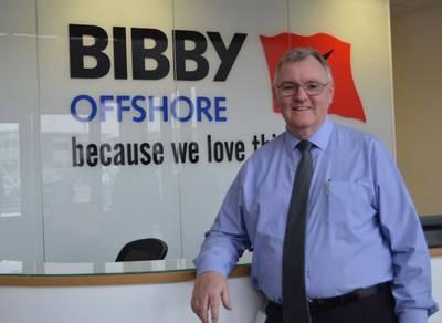 Allan Nairn (Photo: Bibby Offshore)