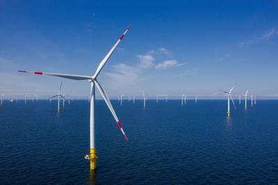 EnBW Baltic 2 Offshore Wind Farm - Image Credit: EnBW