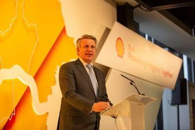 Ben van Beurden (Photo: Shell)
