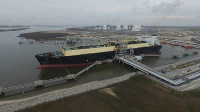 Cheniere's Sabine Pass LNG Terminal (CREDIT: Cheniere)