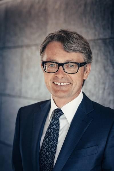 Aker Chief Executive Oeyvind Eriksen (Photo: Aker)