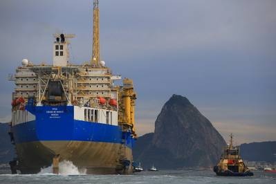 FPSO Cidade de Maricá (File photo: SBM Offshore)