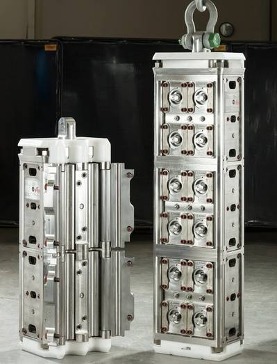 New clamps designed and produced for TechnipFMC (Photo: RED Engineering)