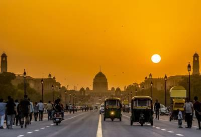 New Delhi -  Credit:KT759/AdobeStock