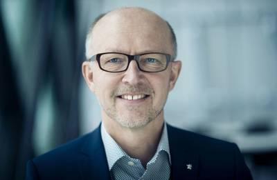 Tim Dodson, executive vice president Exploration since 2011. (Credit: Ole Jørgen Bratland / Equinor ASA)