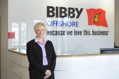 Dorothy Shepherd (Photo: Bibby Offshore)