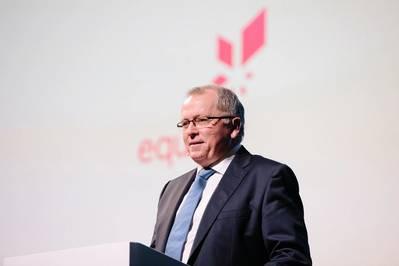 Equinor CEO Eldar Saetre (Photo: Ole Jørgen Bratland / Equinor)