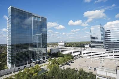 Equinor's Houston office (Photo: Ole Jørgen Bratland, Equinor)